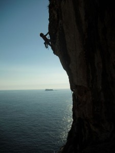 Rock climbing, 1300 several hot spots, cliffs, Malta, climbing, rocks, rock