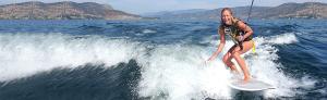 wake surfing malta